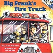 Big Frank's Fire Truck (Pictureback(R))