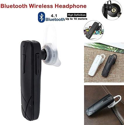 Saraoriginalshop - Auricular Bluetooth 4.1 para Smartphone iPhone ...