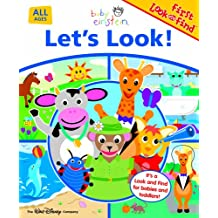 First Look and Find: Baby Einstein Let's Look!