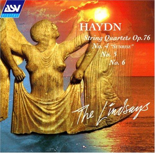 (Haydn: String Quartets Op.76 Nos. 4, 5, & 6)
