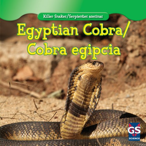 Egyptian Cobra / Cobra egipcia (Killer Snakes / Serpientes asesinas) (English and Spanish Edition) by Brand: Gareth Stevens Publishing