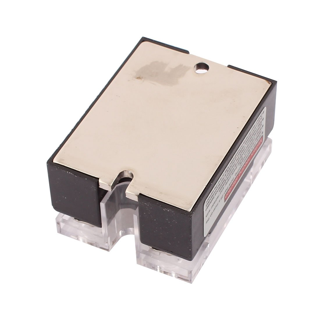 Uxcell Ash 10aa 70 280vac To 480vac 10a Single Phase Solid State Relay Medium Power Acsolid Ac Authorized Home Improvement