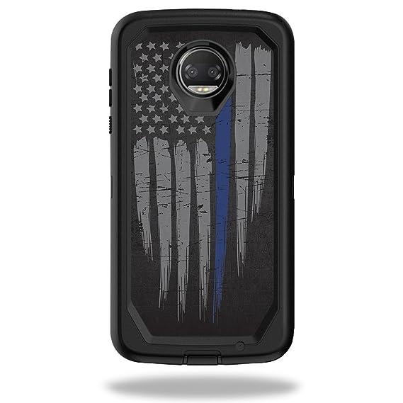 Amazon.com: Skin para Otterbox Defender Motorola Moto Z2 ...