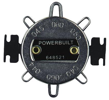 Powerbuilt 648521 HEI Spark Plug Gapper