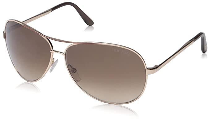 033f5eacfc79 Tom Ford Charles FT0035 Sunglasses at Amazon Women s Clothing store
