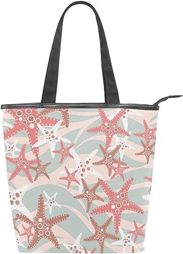 MALPLENA Bolso de mano para mujer, diseño de estrella de