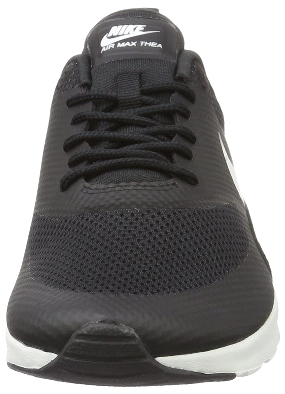 hot sale online 784b9 a46a4 Amazon.com   Nike Women s Air Max Thea Low-Top Sneakers, Black   Running