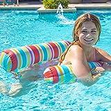 3 Pack Inflatable Pool Float Hammock, Water Hammock