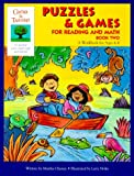 img - for Gifted & Talented Puzzles & Games for Reading and Math Book Two: A Workbook for Ages 4-6 book / textbook / text book