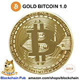 Gold Bitcoin by Blockchain Pub - Cryptocurrencies You Hol