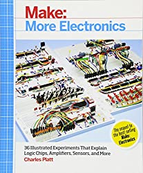 Image of the product Make: More Electronics: that is listed on the catalogue brand of Maker Media Inc.