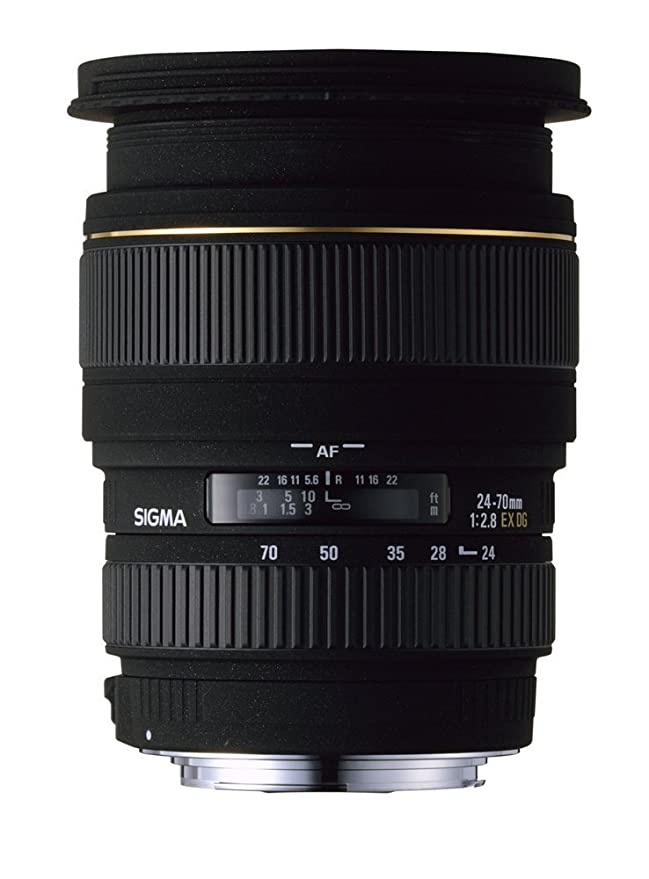 Review Sigma 24-70mm f/2.8 EX