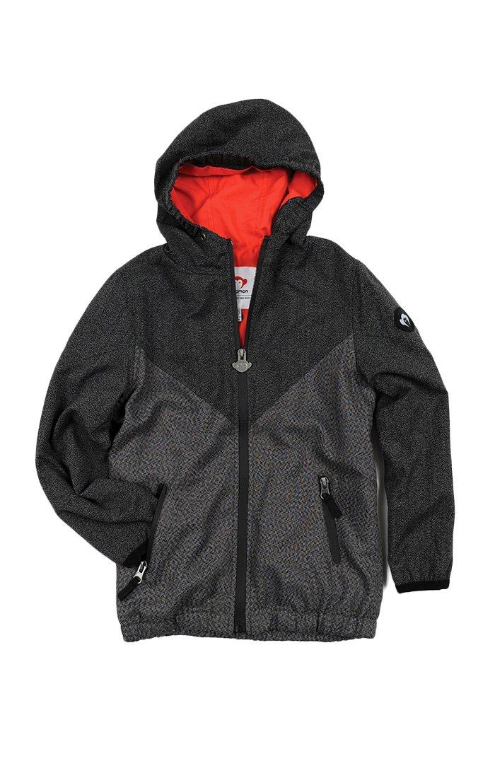 Appaman Kids Baby Boy's Rambler Jacket (Toddler/Little Kids/Big Kids) Black Outerwear