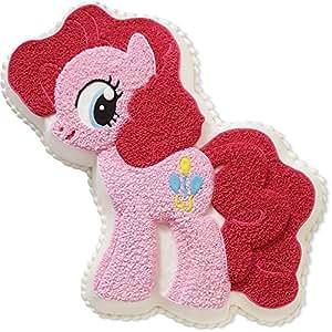 Amazon Com Wilton 2105 4700 My Little Pony Aluminum Cake