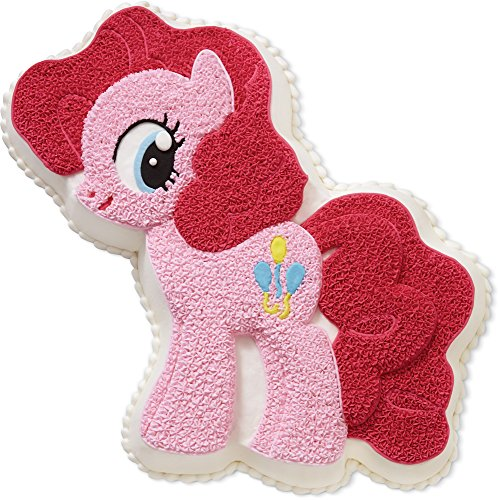 Pony Cake Pan (Wilton 2105-4700 My Little Pony Aluminum Cake)