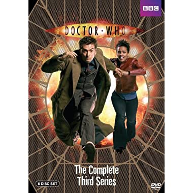 Doctor Who: The Complete Third Series