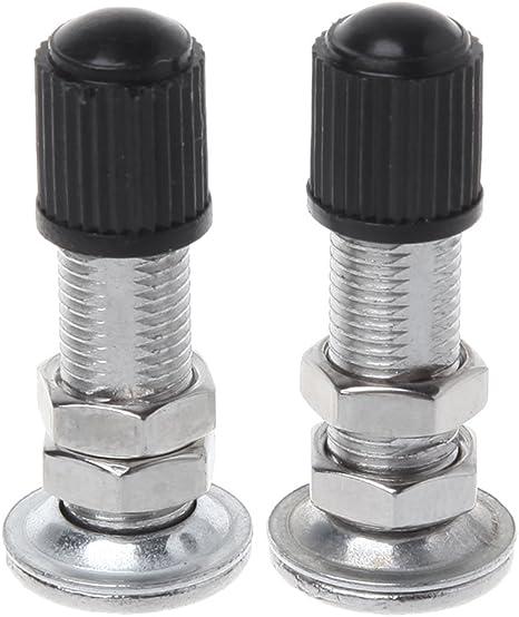 Lergo - Válvula Schrader Ultraligera de 31 mm para Bicicleta ...