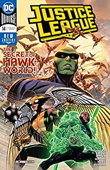 Justice League (2018-) #14 by [Tynion IV, James, Snyder, Scott]