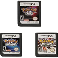 Animal Crossing Game Card Platinum + Pearl + Diamond Version for Nintendo DS/DSi / 3DS XL