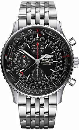 86e977905ed Image Unavailable. Image not available for. Color  Breitling Navitimer 1884  A2135024 BE62-443A