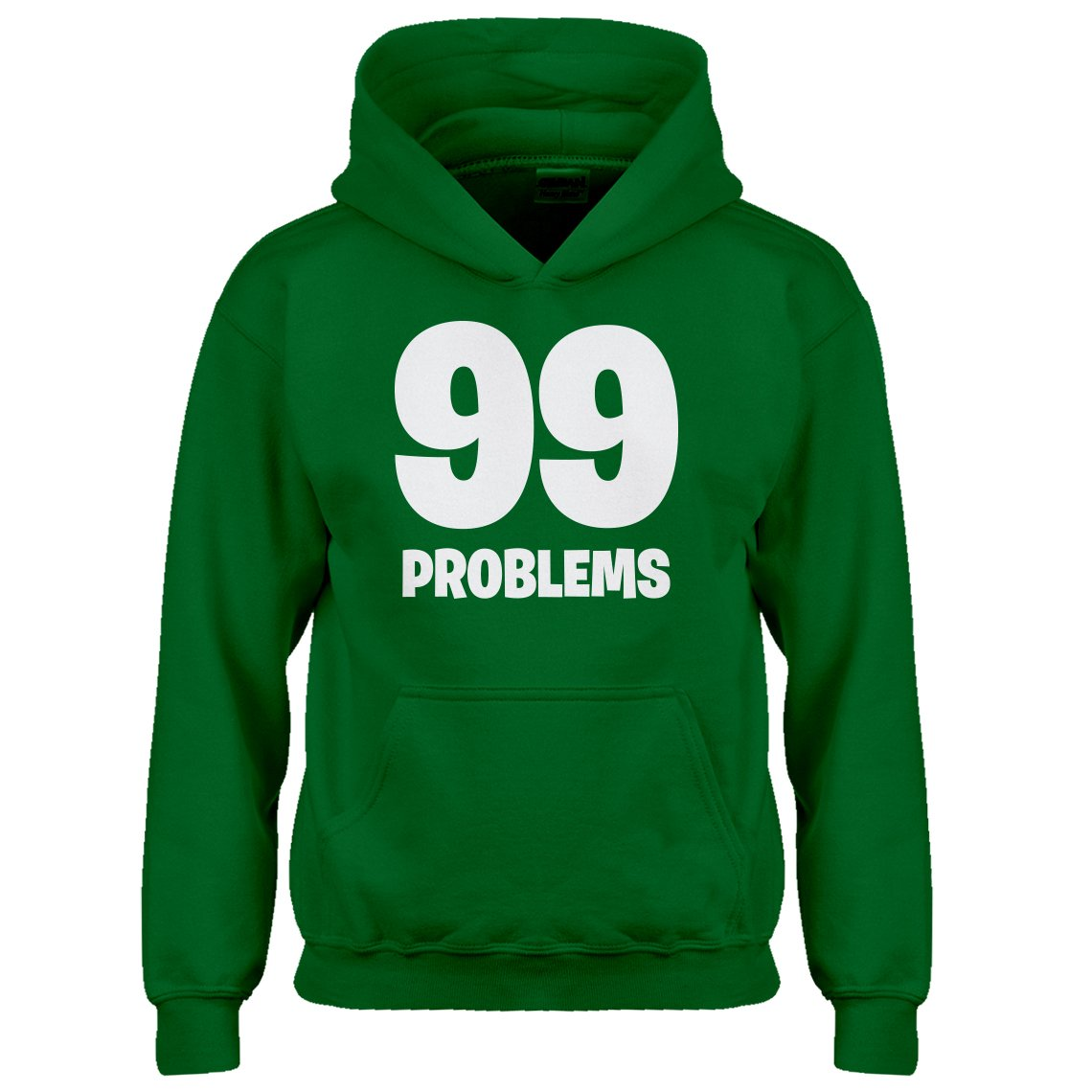 Indica Plateau 99 Problems Kids Hoodie 3199-Z