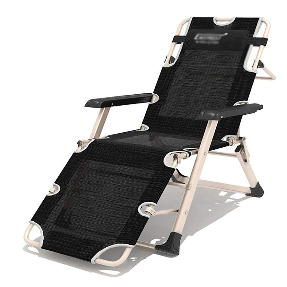 ロッキングラウンジャー折りたたみリクライニングチェアガーデンサンラウンジャーチェアパッド入りメッシュと取り外し可能なヘッドレストとクッション、テラスビーチパティオ用屋外リラクサーラウンジャー,c B07T29XLKF c