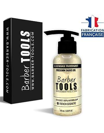 BARBER TOOLS ✮ Gel de afeitado transparente de 100 ml - Para un afeitado preciso