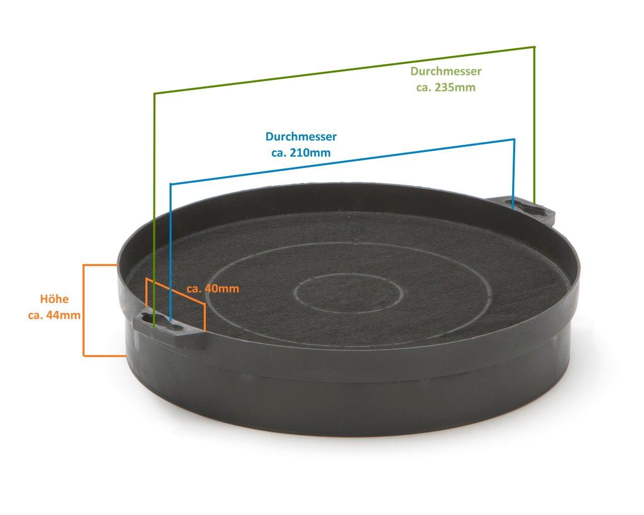 Drehflex ak kohlefilter aktivkohlefilter passend für
