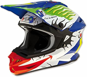 UFO - Casco Ufo Joker - Interceptor Talla Xl He024-Xl