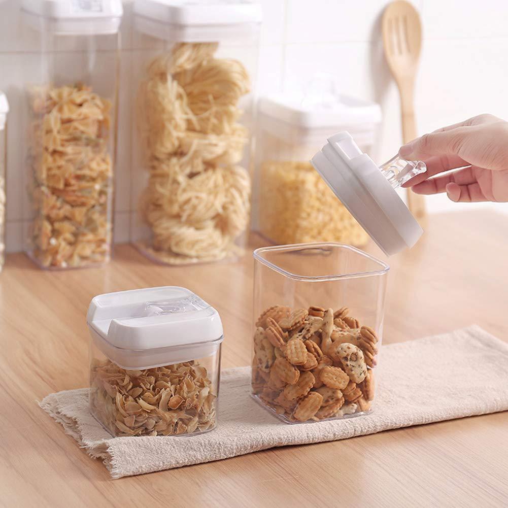 Bweele Recipiente de Almacenamiento de Alimentos de plástico ...