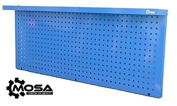 Mosa Panel Portaherramientas para Taller (Azul)  Amazon.es  Coche y moto a04579bc05d9