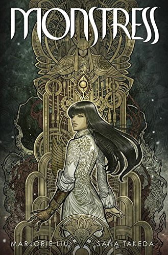 Monstress 1 Taschenbuch – 9. November 2016 Marjorie Liu Sana Takeda Cross Cult 3959810571