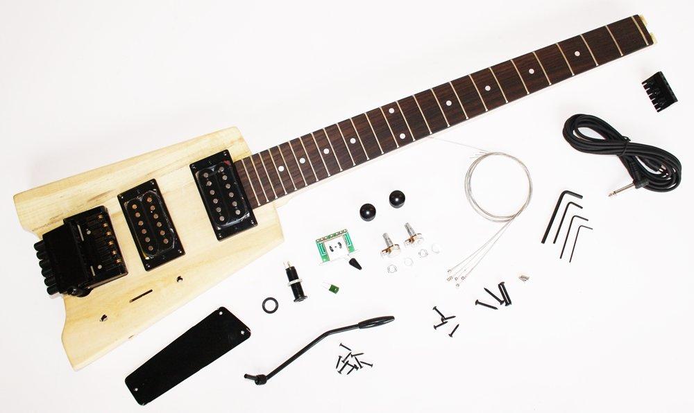 Cherrystone 0754235504962 Bausatz für Headless E-Gitarre: Amazon.de ...
