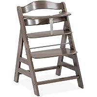 Hauck Alpha trona alta – Trona de madera