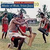 Music of Indonesia, Vol. 10: Music of Biak, Irian Jaya