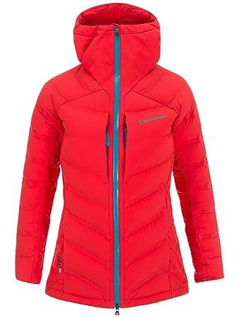 best service 2032f 289ac Peak Performance Snow Jacket Women Heli Heat Jacket: Amazon ...