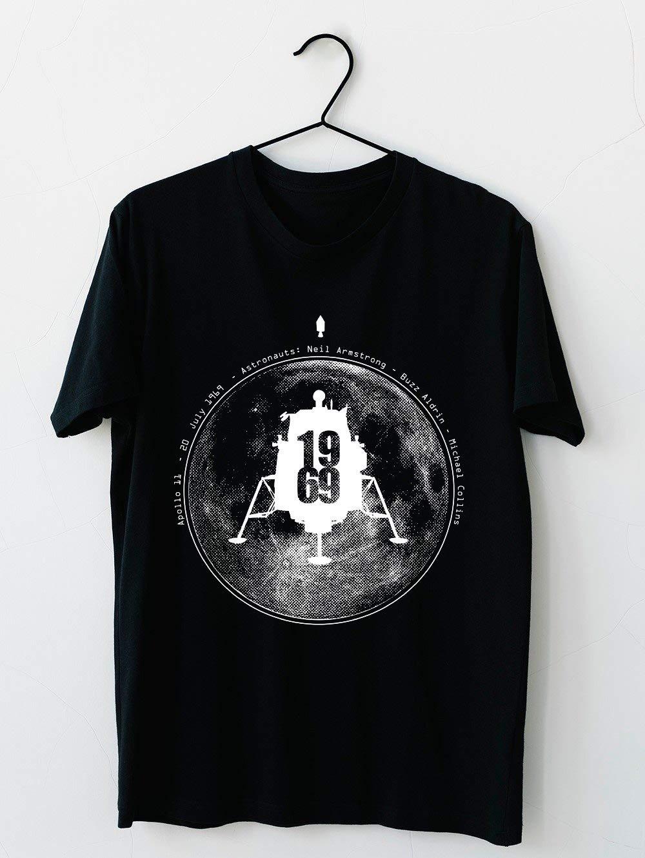 Apollo 11 Moon Landing 22 T Shirt For Unisex
