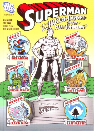 Superman: Whatever Happened to the Man of - Happened To Whatever Man The