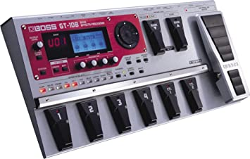 amazon com boss gt 10b bass multi effects pedal musical instruments rh amazon com gt-10b manual español boss gt 10b manual