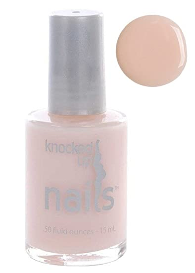 French Pink Knocked Up Nails Maternity Pregnancy Safe Nail Polish Vegan Gluten Free 5 Free