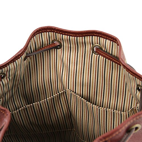Spalla A Borsa Tuscany Tl141342 Donna Marrone Leather Compact vxqvHWU