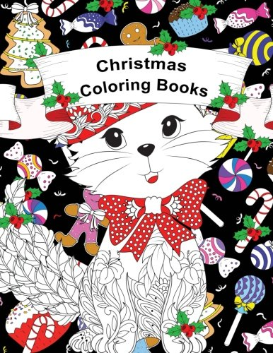 Christmas Coloring Books Adults Relaxation product image