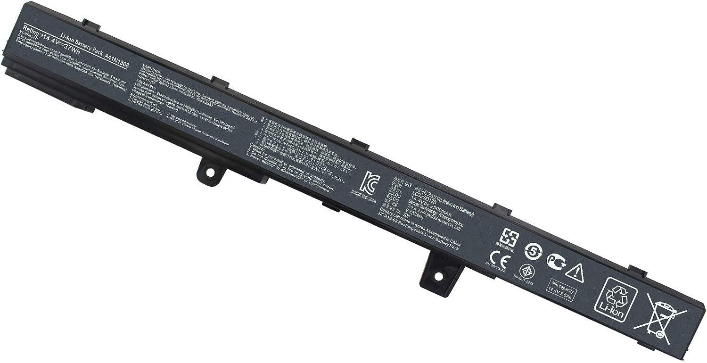 A31N1319 A41N1308 Laptop Battery for Asus X551M X551MA X551C X551 X551CA X551MAV-RCLN06 X551MAV-HCL1201E X551MAV-HCL1103E X551MAV-EB01-B D550M D550MA D550MA-DS01 X451 X451C X451CA