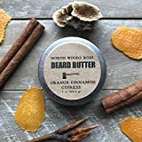 Beard Oil Organic Beard Conditioner Beard Balm Orange Cinnamon Cypress 1 OUNCE from Maine