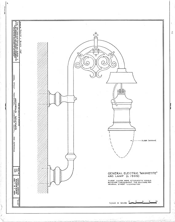 Amazon Com Historic Pictoric Blueprint Diagram Habs Nh 6 Manch 2