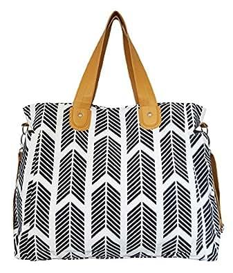 Black Arrows Weekender Tote Bag