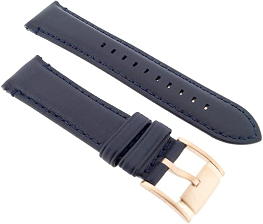 montre bracelet cuir noir