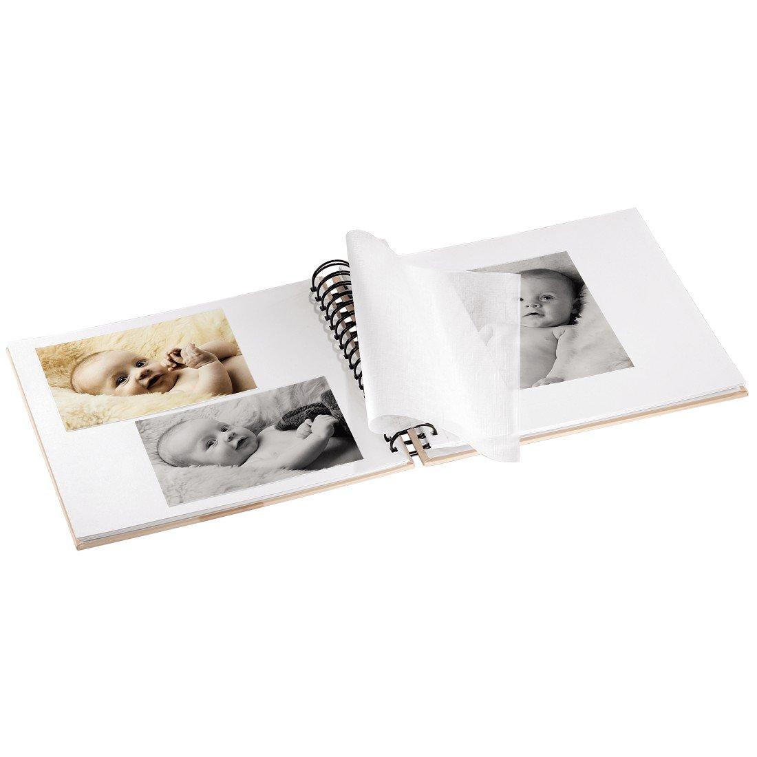 Spiralalbum Baby Feel 28x24 50 Seiten
