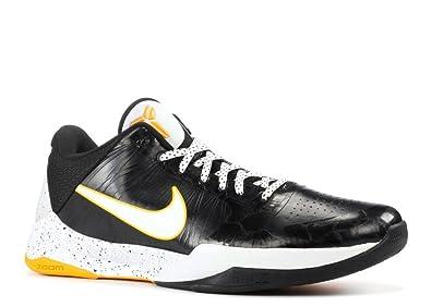 low priced 7170b f3ad2 Nike Zoom Kobe 5-386429-002: Amazon.in: Shoes & Handbags