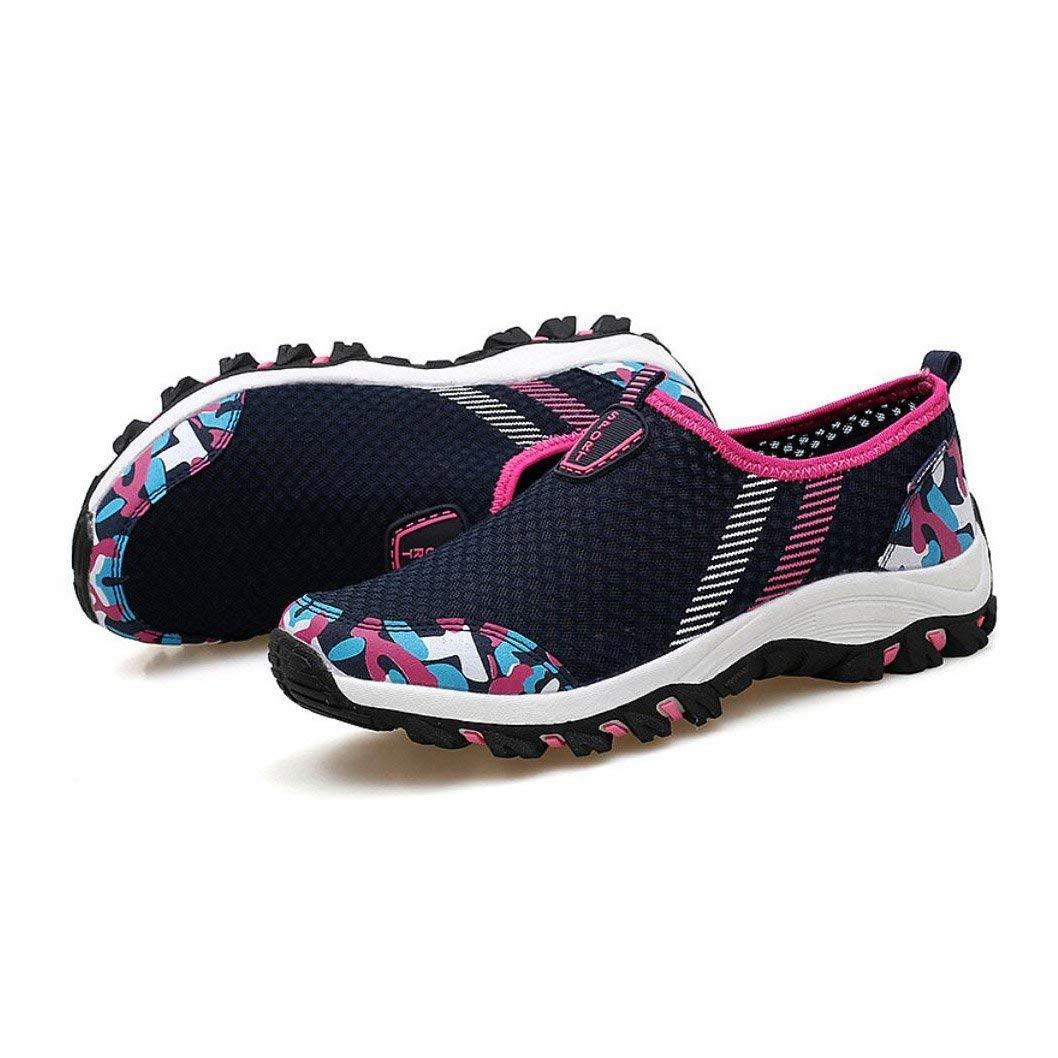 Sommer-Turnschuhe, Mesh Breathable Paar Laufschuhe, Trend EIN Pedal Freizeitschuhe, Männer und Frauen Outdoor Beach Wandern Schuhe (Farbe   D, Größe   35) (Farbe   C, Größe   39)